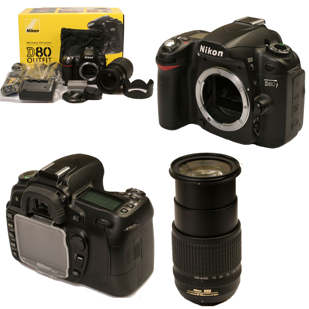 nikon d80 18-135 kit | Columbus Camera Group
